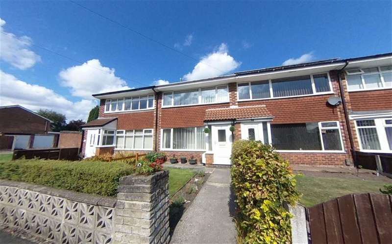 3 Bedrooms Terraced House for sale in Rectory Close, Denton, Manchester