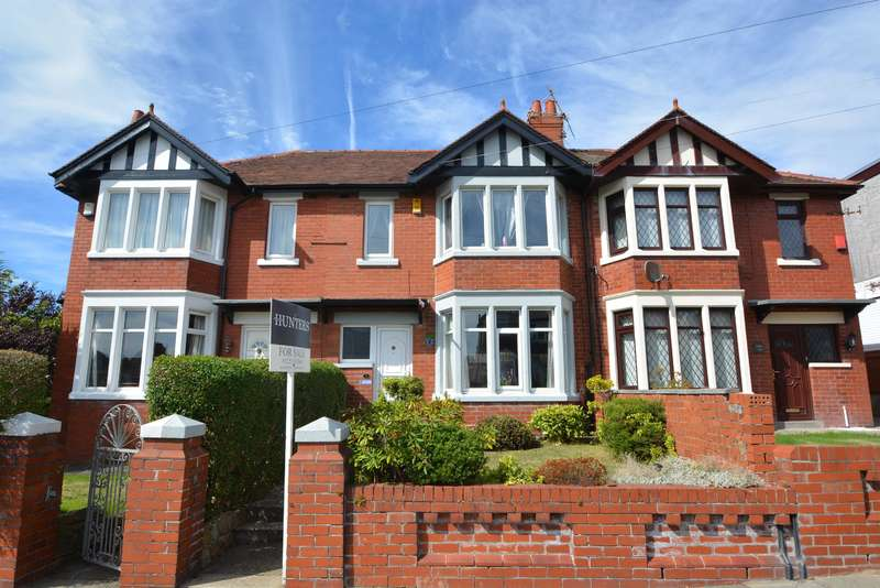 3 Bedrooms Terraced House for sale in Stopford Avenue, Bipsham, Blackpool, FY2 0QQ