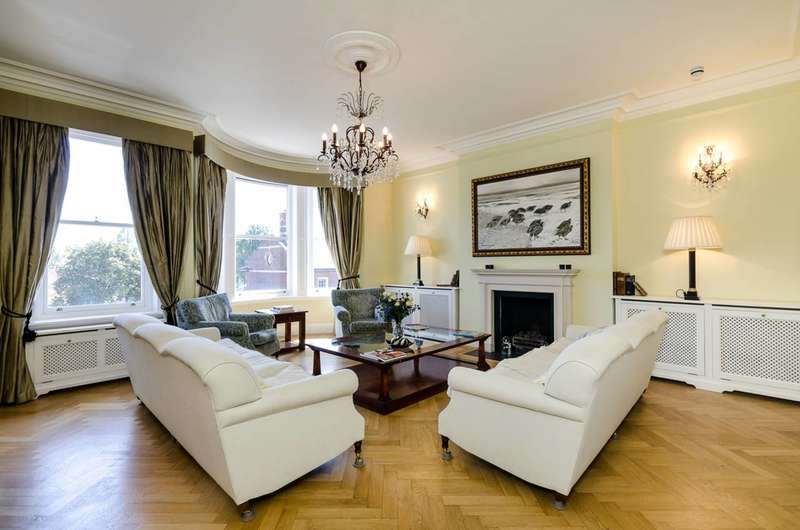 7 Bedrooms Terraced House for sale in Cheyne Place, Chelsea, SW3