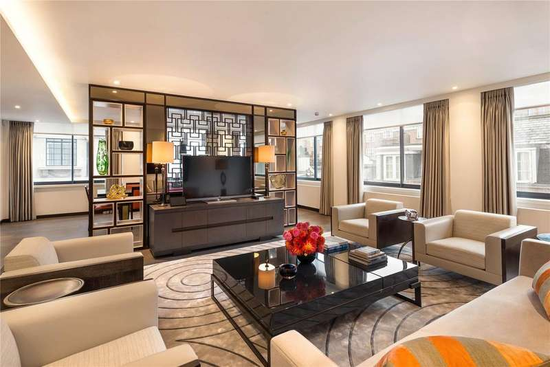3 Bedrooms Flat for sale in Curzon Street, Mayfair, London, W1J