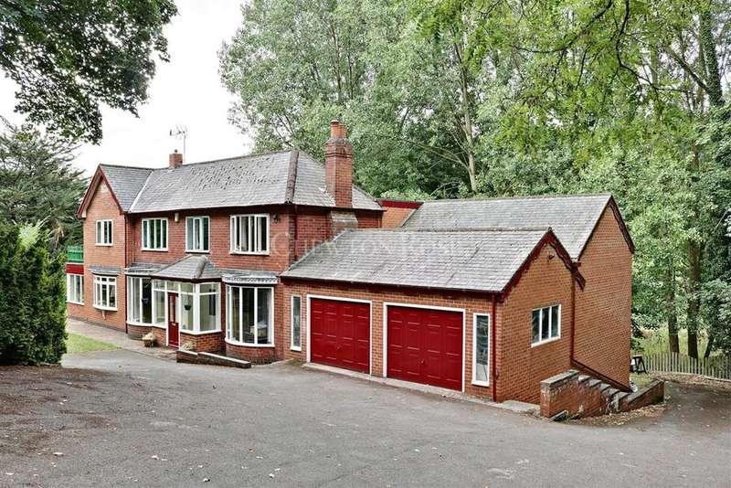 6 Bedrooms Detached House for sale in Ambergate, Belper, Derbyshire