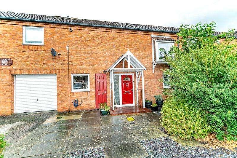 3 Bedrooms Terraced House for sale in Fletchers Mews, Milton Keynes
