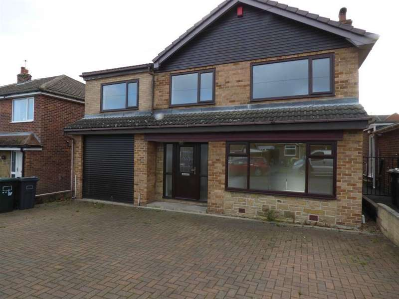 5 Bedrooms Detached House for sale in Sunnybank Walk, Mirfield, WF14 0NH