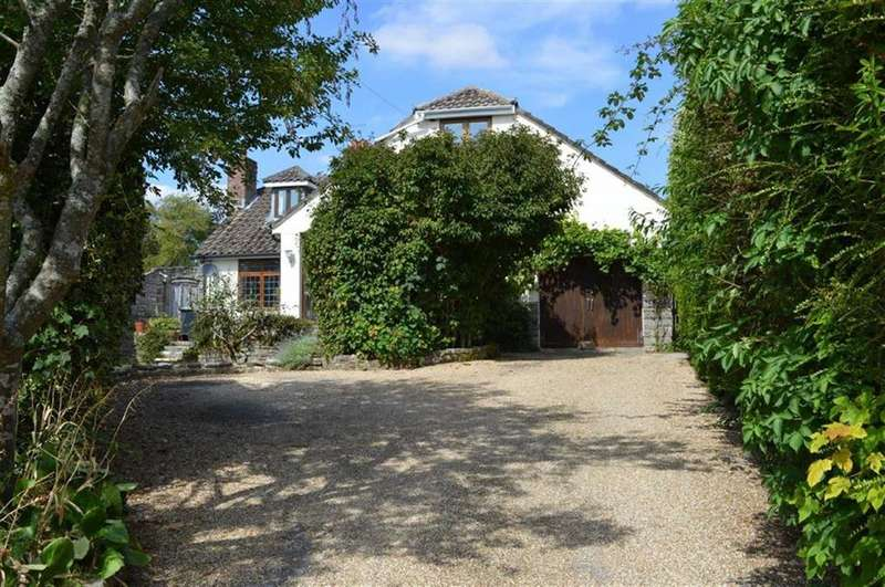 4 Bedrooms Chalet House for sale in Gussage All Saints, Wimborne, Dorset