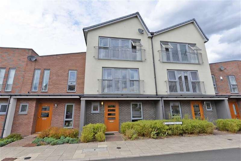 4 Bedrooms Town House for sale in The Staithes