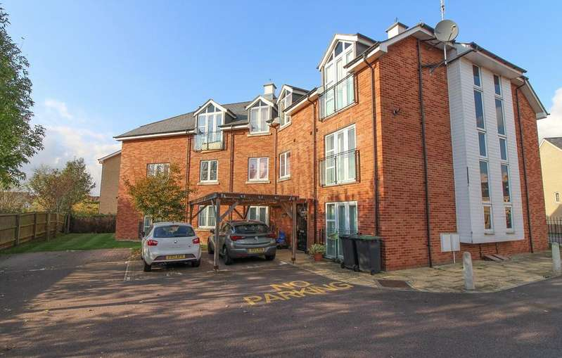 2 Bedrooms Apartment Flat for sale in River View, Shefford, SG17