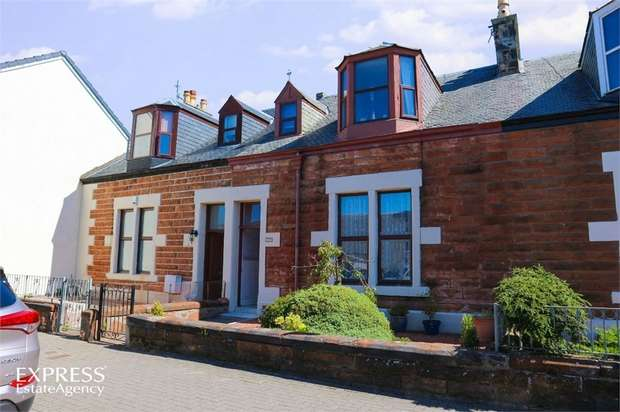3 Bedrooms Terraced House for sale in Dalrymple Street, Girvan, South Ayrshire