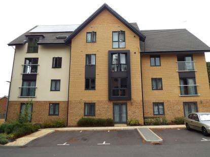 2 Bedrooms Flat for sale in Jonathan Henry Place, High Street, Luton, Bedfordshire