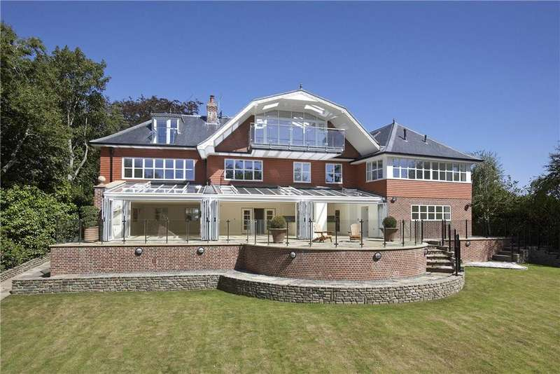 4 Bedrooms Detached House for sale in Streatham Rise, Exeter, Devon, EX4