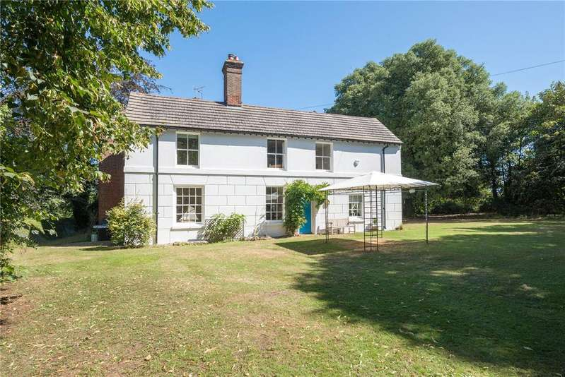 6 Bedrooms Detached House for sale in Old Park, Canterbury, Kent