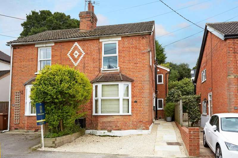 3 Bedrooms Semi Detached House for sale in North Road, Ascot