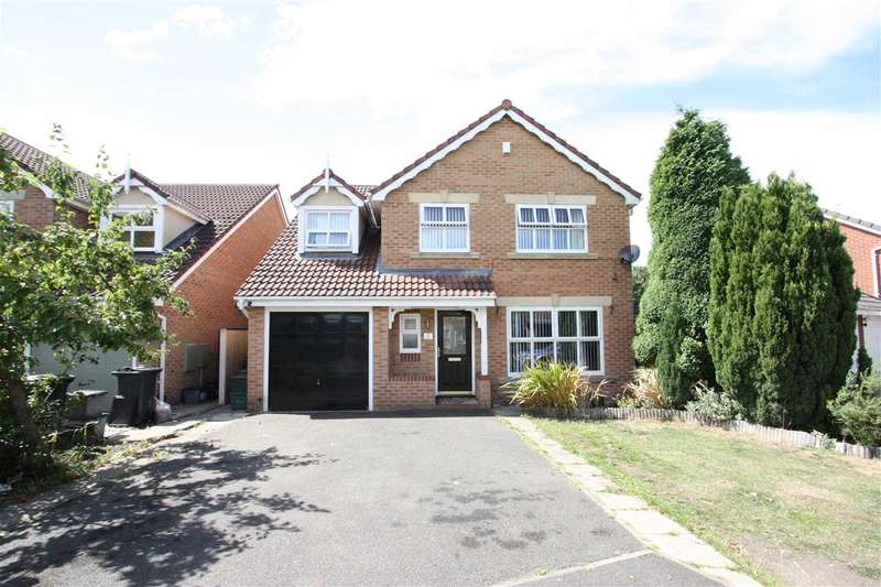 5 Bedrooms Detached House for sale in Staffin Avenue, Stanney Oaks
