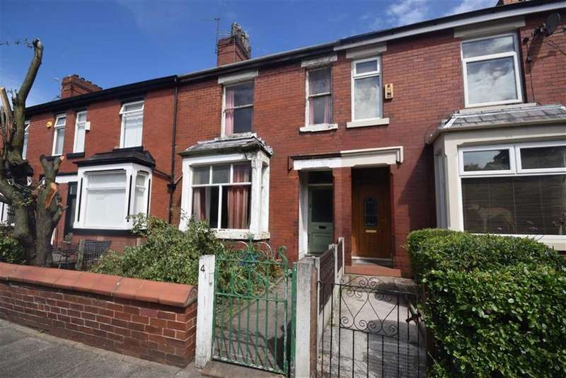3 Bedrooms Terraced House for sale in Duffield Road, Salford