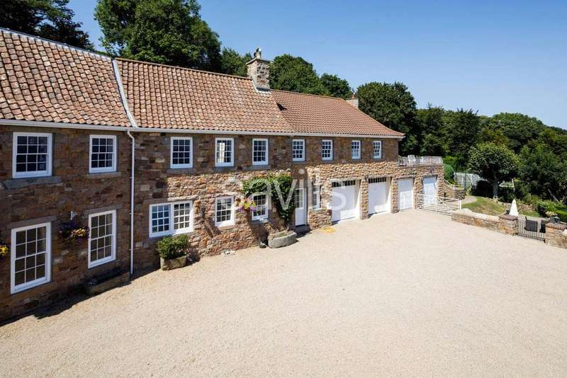 6 Bedrooms Unique Property for sale in La Rue Du Flicquet, St. Martin, Jersey, Channel Isles, JE3