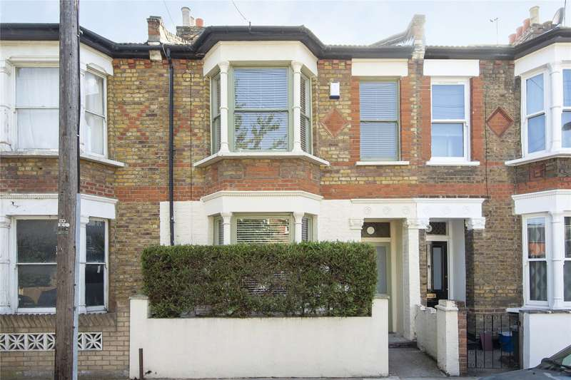 3 Bedrooms Terraced House for sale in Alfearn Road, London, E5