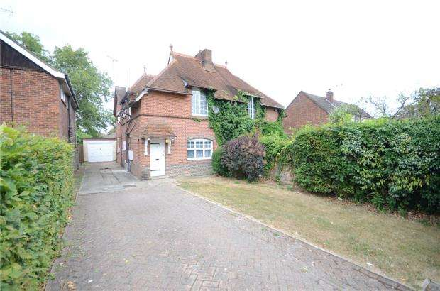 4 Bedrooms Semi Detached House for sale in Halls Road, Tilehurst, Reading