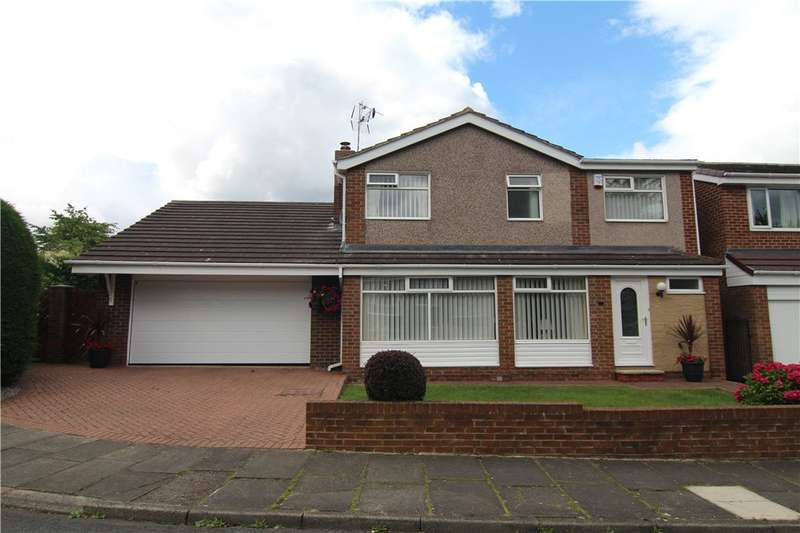 4 Bedrooms Detached House for sale in Middleham Road, Durham, Durham, DH1