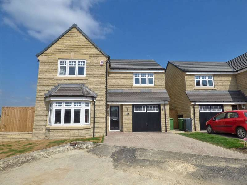 4 Bedrooms Detached House for sale in Pavilion View, Lindley, Huddersfield, West Yorkshire, HD3