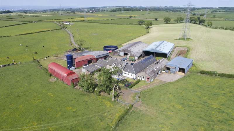 6 Bedrooms Farm Commercial for sale in Stoneside Farm, Thorntonhall, Glasgow, South Lanarkshire, G74