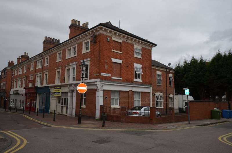 1 Bedroom Flat for sale in Flat 1, 22 Highfield Street, Leicester, Leicestershire