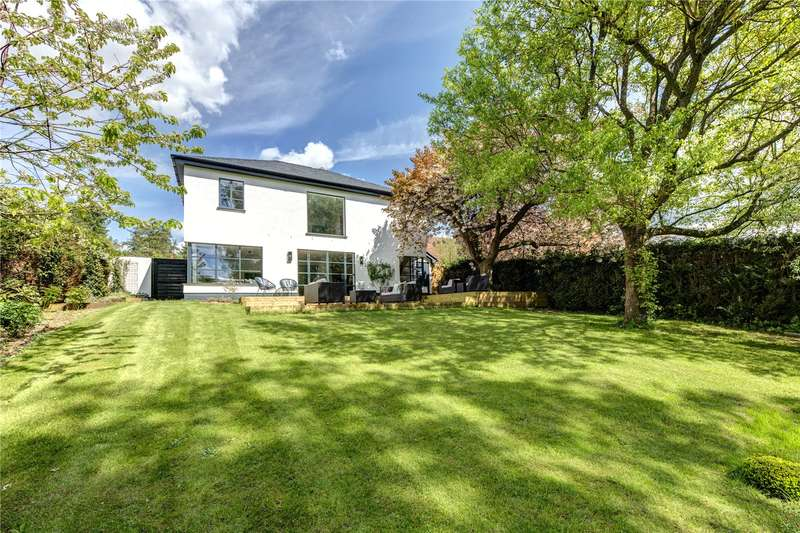 4 Bedrooms Detached House for sale in Stoke Row Road, Peppard Common, Henley-on-Thames, Oxfordshire, RG9