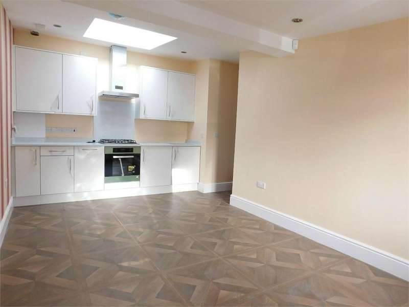 1 Bedroom Semi Detached Bungalow for sale in Cowper Road, Hanwell, London