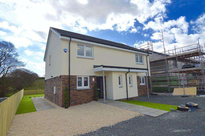 2 Bedrooms Semi-detached Villa House for sale in Hayhill, Bryden Way, Near Drongan