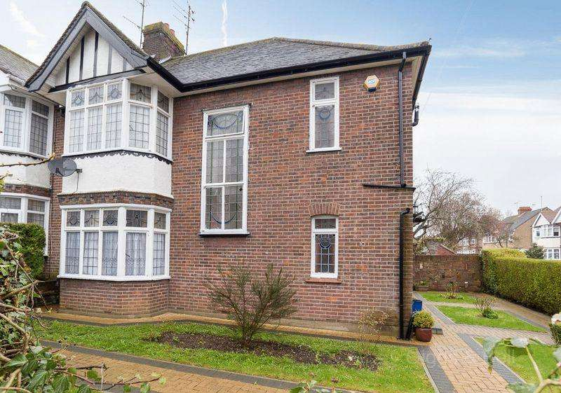 4 Bedrooms Semi Detached House for sale in **New Bedford Road Area**