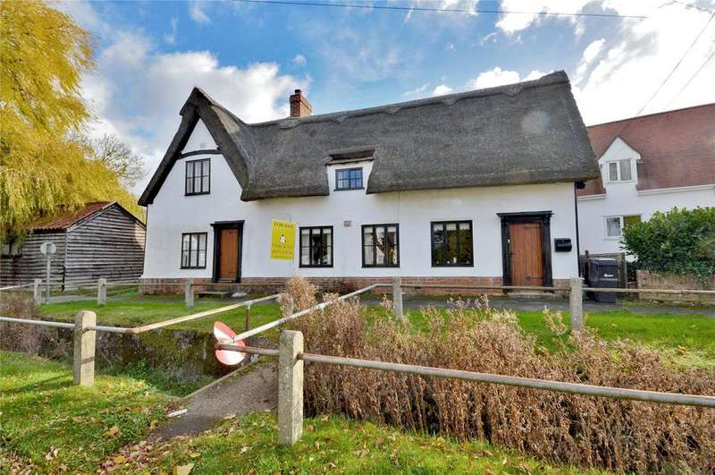 4 Bedrooms Detached House for sale in Duck End, Finchingfield, Essex, CM7
