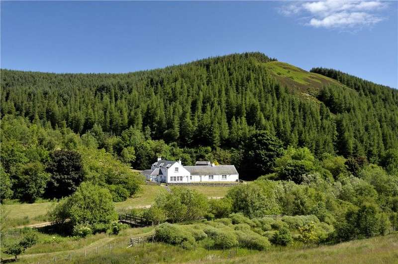 5 Bedrooms Farm House Character Property for sale in Selkirk, Scottish Borders, TD7