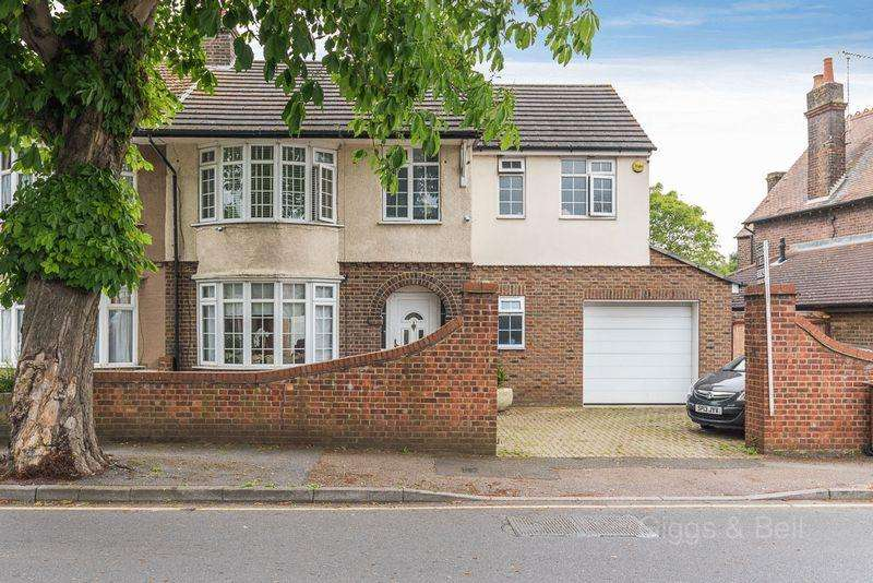 4 Bedrooms Semi Detached House for sale in Compton Avenue, Luton