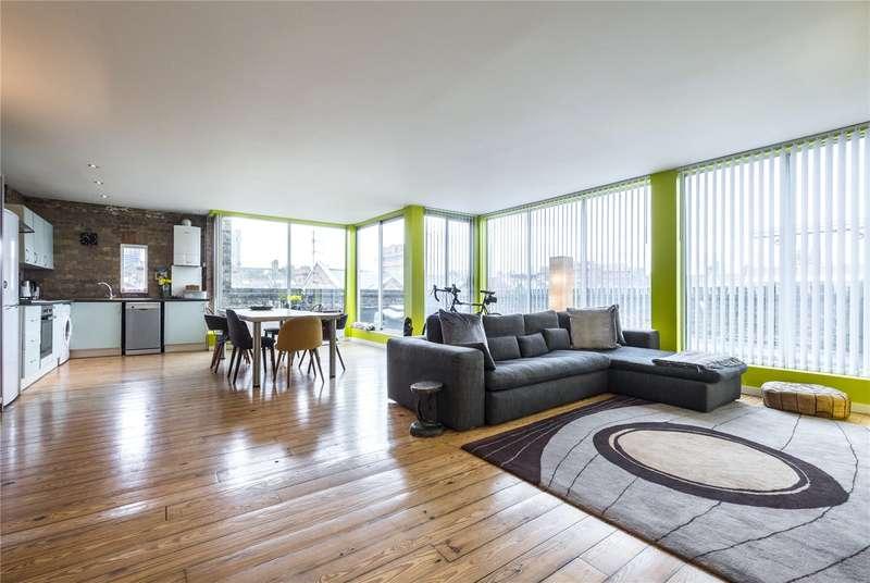 3 Bedrooms Flat for sale in Casson Street, Spitalfields, London, E1