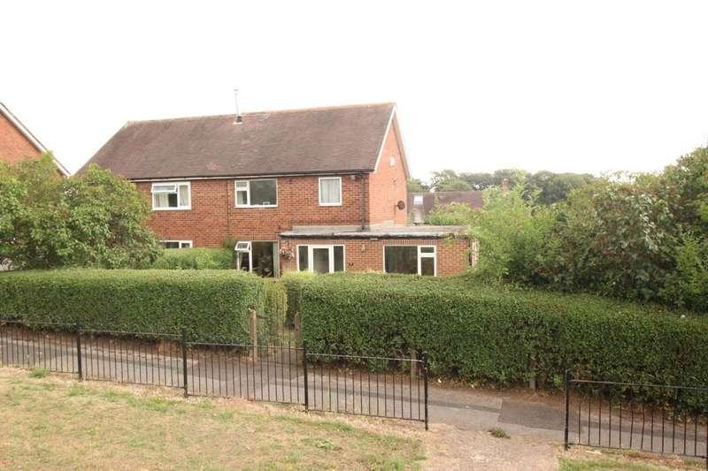 3 Bedrooms Semi Detached House for sale in Evedon Walk, Nottingham, NG5