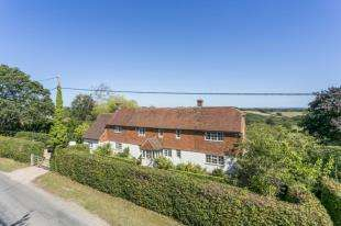 4 Bedrooms Detached House for sale in Cowbeech Road, Rushlake Green, Heathfield, East Sussex