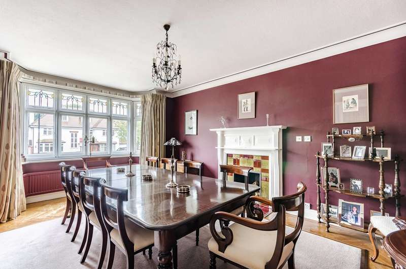 4 Bedrooms House for sale in Harland Avenue, Croydon, CR0