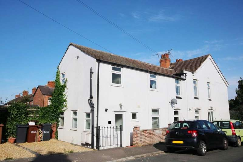 2 Bedrooms End Of Terrace House for sale in Belvoir Street, MELTON MOWBRAY