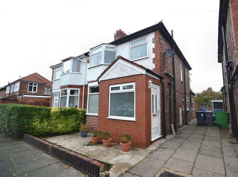 3 Bedrooms Semi Detached House for sale in Hurstfold Avenue, East Didsbury