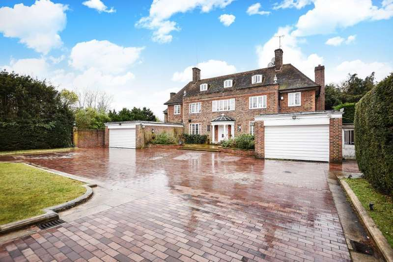8 Bedrooms Detached House for sale in Stanmore Common, Middlesex, HA7