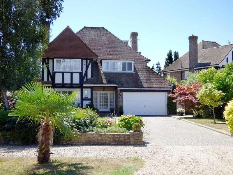 5 Bedrooms Detached House for sale in The Orchard, Aldwick Bay Estate, Aldwick, Bognor Regis PO21