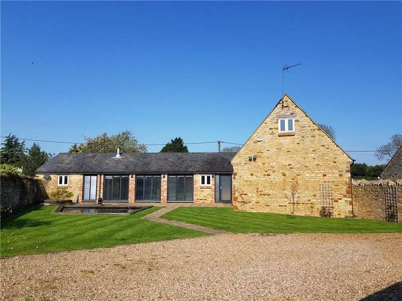 4 Bedrooms Detached House for sale in The Green, Brafield on the Green, Northamptonshire, NN7