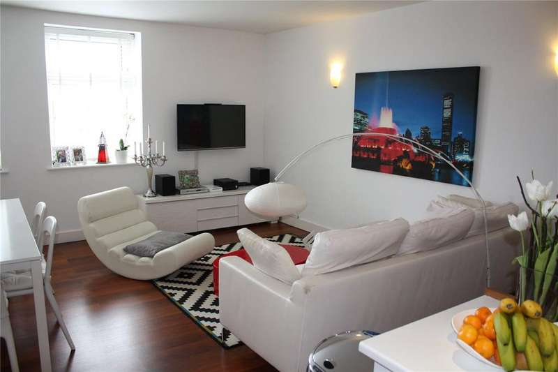 2 Bedrooms Apartment Flat for sale in City Gate, 95-107 Southampton Street, Reading, Berkshire, RG1