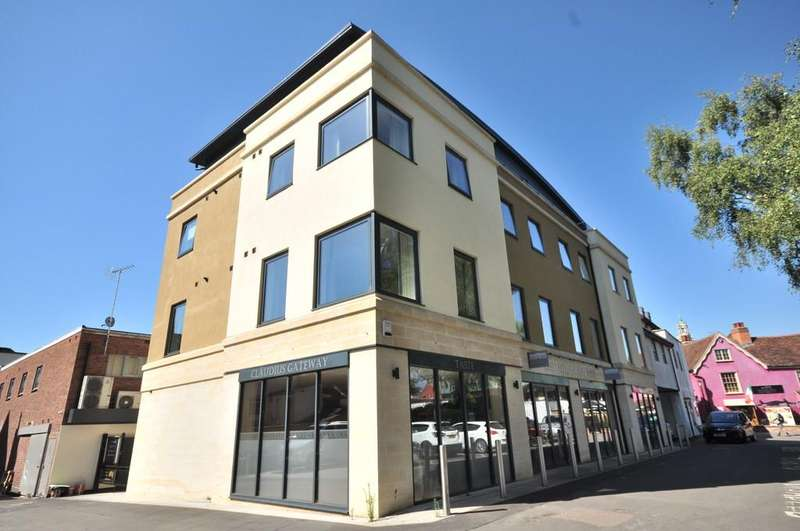 2 Bedrooms Apartment Flat for sale in Castle House, Castle Bailey, Colchester, CO1 1FA