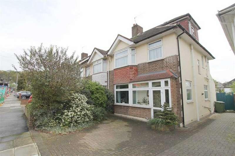4 Bedrooms Semi Detached House for sale in Dumbreck Road, Eltham
