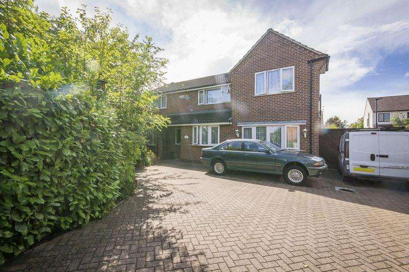 5 Bedrooms Detached House for sale in MORLEY ROAD, CHADDESDEN