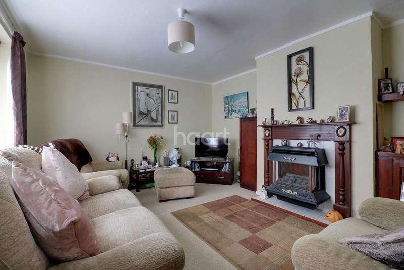3 Bedrooms Semi Detached House for sale in Saffron Road, Bracknell