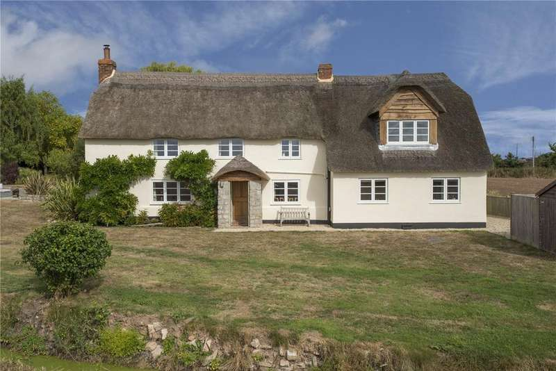 4 Bedrooms Detached House for sale in Stathe, Bridgwater, Somerset, TA7