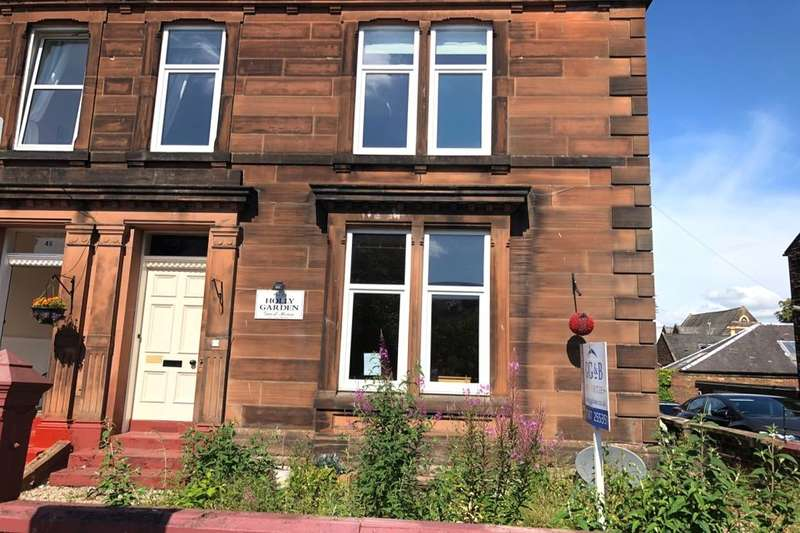 4 Bedrooms Semi Detached House for sale in Rae Street, Dumfries, DG1
