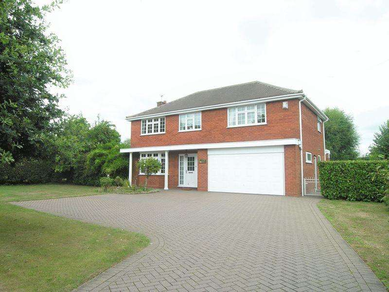 4 Bedrooms Detached House for sale in Coronation Road, Pelsall