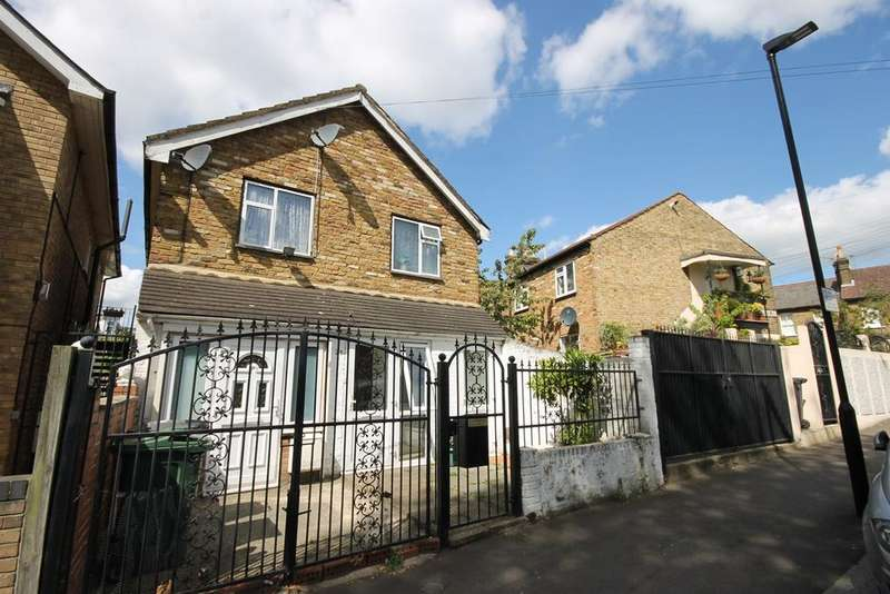4 Bedrooms Detached House for sale in Copeland Road, London, E17