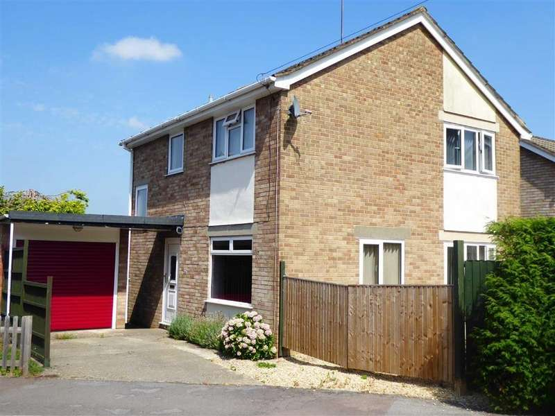 3 Bedrooms Detached House for sale in Somerset Avenue, Dursley, GL11